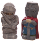 Medieval Knights Ceramic Salt & Pepper Set